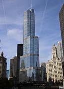 15th Dec 2017 - Trump Tower, Chicago