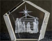 18th Dec 2017 - 3D Nativity Scene