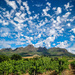 Clouds over the Helderberg. by ludwigsdiana