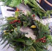 3rd Dec 2017 - Christmas Wreath
