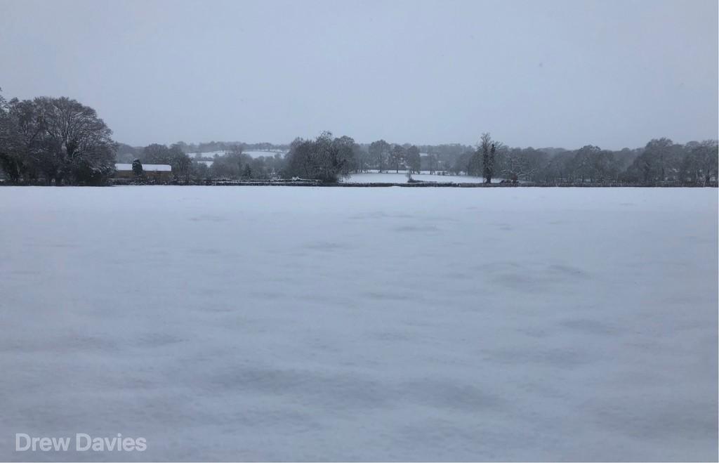 Snowy outlook  by 365projectdrewpdavies