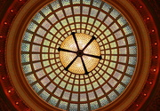20th Dec 2017 - Tiffany Glass Dome