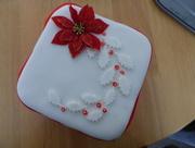22nd Dec 2017 - Christmas cake .