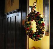 22nd Dec 2017 - Ornament Wreath