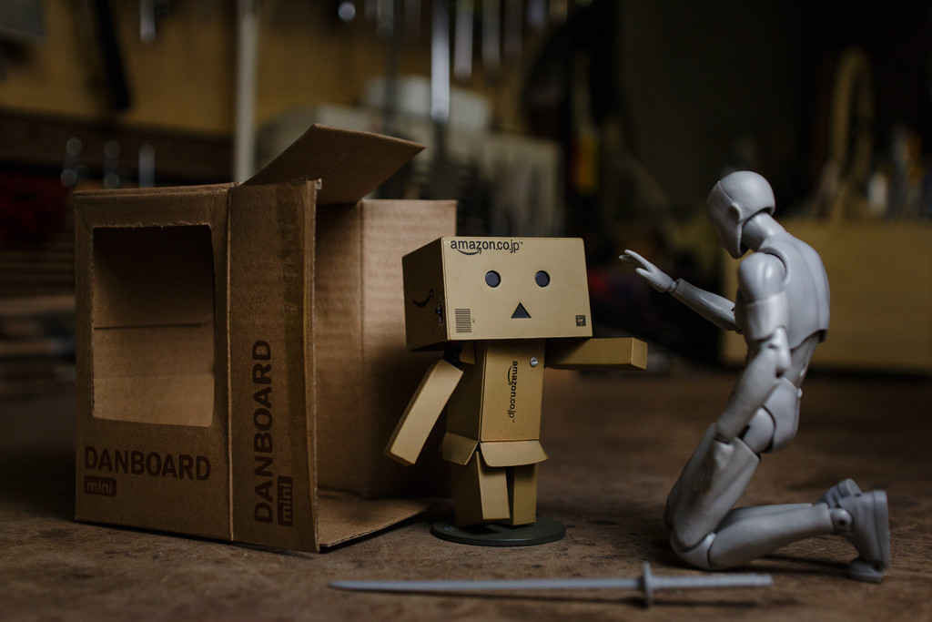 Danboard by batfish