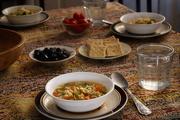 23rd Dec 2017 - Soup dinner
