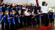 25th Dec 2017 - This beautiful Choir sang excerpts from The Messiah