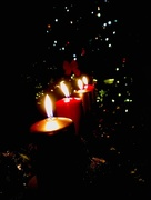 23rd Dec 2017 - Christmas Candles
