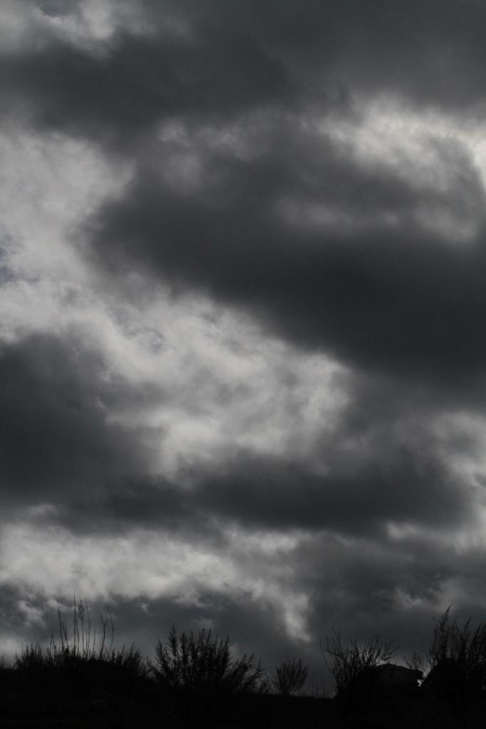 Stormy Skies by robv