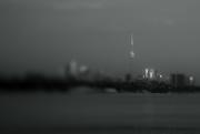 23rd Dec 2017 - lensbaby cityscape