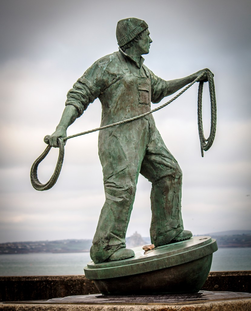 The Subbuteo Fisherman by swillinbillyflynn