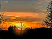 24th Dec 2017 - Shropshire Sunrise