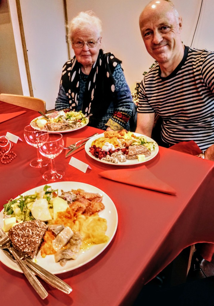 Finnish church Christmas dinner by boxplayer
