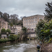 24th Dec 2017 - Waterfront Warehouse at Bradford on Avon