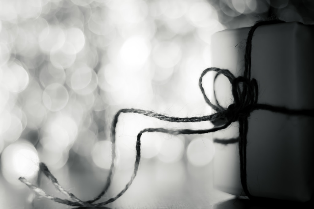 tied up with string by northy