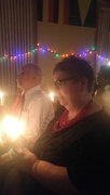 24th Dec 2017 - Candlelight Service