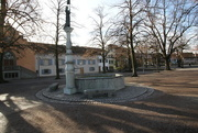 17th Dec 2020 - 78 Hedwig Fountain, Lindenhof