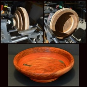 26th Dec 2017 - bowl turning
