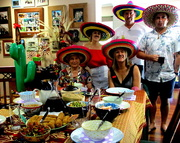 26th Dec 2017 - Mexican was the theme for our Christmas dinner