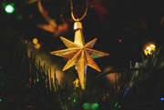 23rd Dec 2017 - Day 357, Year 5 - Christmas Tree Star