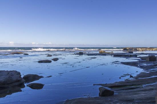 Shelly Beach by corymbia