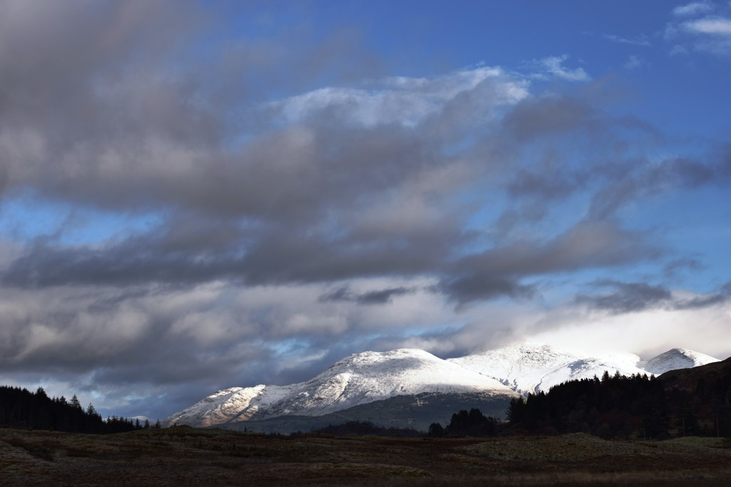 Meall Cuanail by christophercox