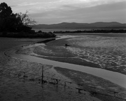 28th Dec 2017 - Mudflats in twilight