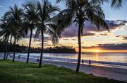 27th Dec 2017 - Flamingo Beach Sunset