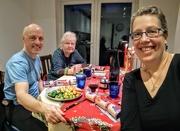 25th Dec 2017 - Christmas dinner
