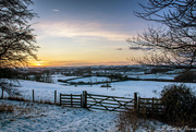 28th Dec 2017 - Cold on the Hill