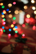 25th Dec 2017 - Christmas Day Bokeh