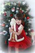 29th Dec 2017 - Tilly - our Christmas angel