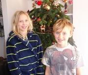 28th Dec 2017 - Emily and Oscar