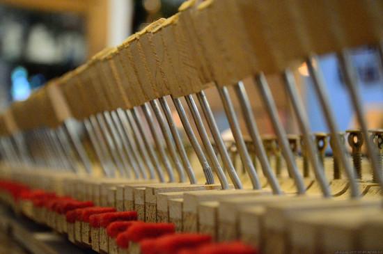 In A Row by byrdlip