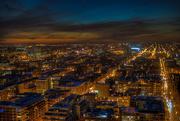 28th Dec 2017 - A Cold Night in the City