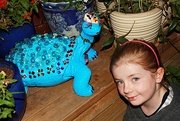 29th Dec 2017 - Twinkle the Turquoise Tortoise