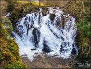 30th Dec 2017 - Swallow Falls,Betws-y-coed,Wales