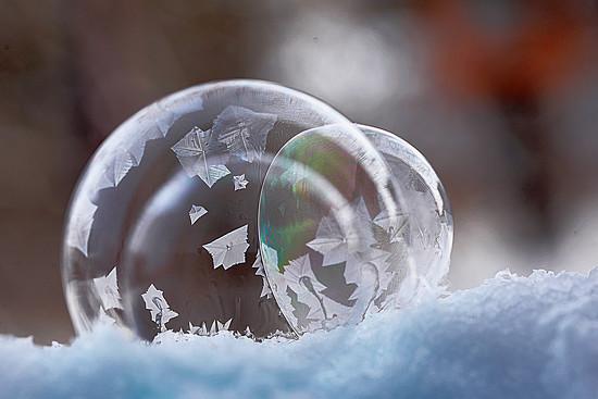 Frozen Bubbles! by fayefaye