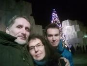 24th Dec 2017 - prie kubu sventem kucia
