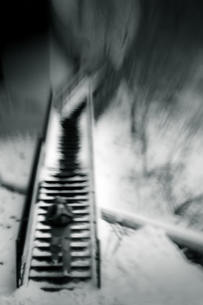lensbaby stairs by northy
