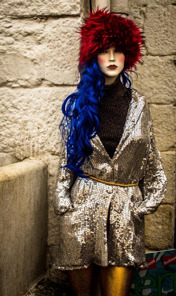 Secret lives of mannequins #64 by swillinbillyflynn