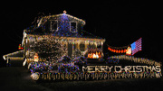 31st Dec 2017 - Griswold Christmas House