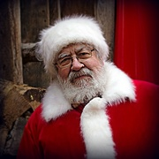24th Dec 2017 - Santa Is Real