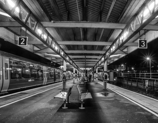 Platforms 2 and 3 by fbailey