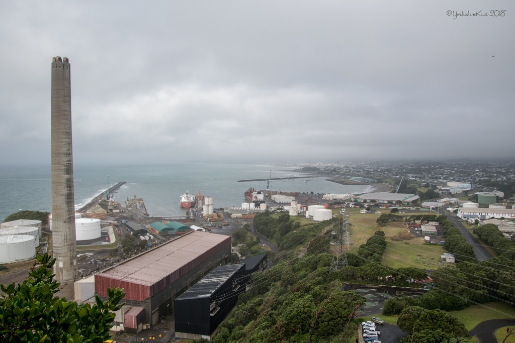 New Plymouth by yorkshirekiwi