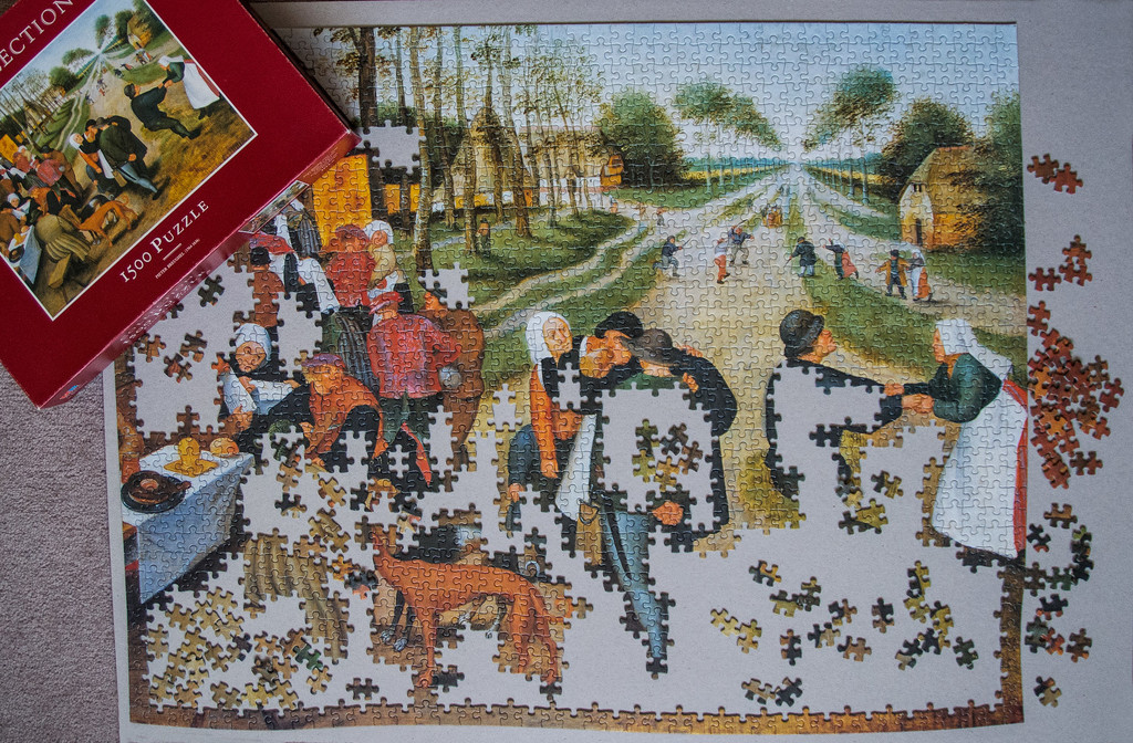 The Jigsaw of Life: Happy New Year! by ivan