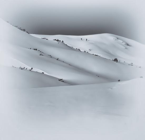 snowshoe tour by jerome