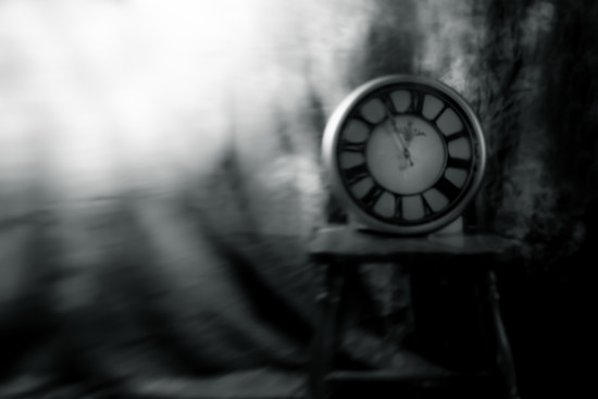 time is ticking away... by northy