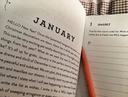 1st Jan 2018 - A Blank Page