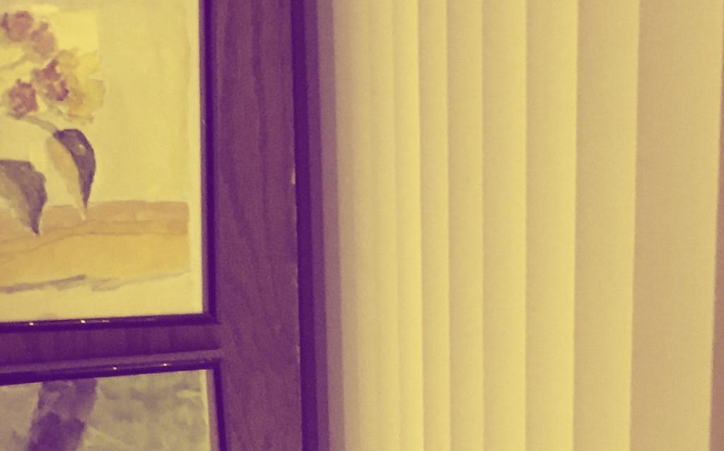 Mundane Curtain by kathyboyles